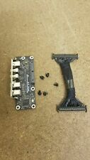 Apple Front Panel Board for Mac Pro 4.1 5.1 USB FW Audio 820-2338 Cable 593-0791