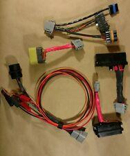 DDEC IV & V  CAT 120, 70 & 40 Pin Bench/ Flash Harness.