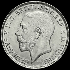 More details for 1923 george v silver florin, a/unc #2
