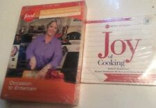 Paula's Home Cooking Paula Dean Occasion To Entertain & Joy Of Cooking  RECIPES