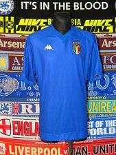4.5/5 Italie adultes XXL 1998 kappa rétro rare football shirt jersey trikot