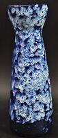 Scheurich 520 22 Designer Vase Fat Lava 60er 70er Vintage Keramik Pop Art 14BÜ