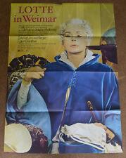 LOTTE IN WEIMAR - FILMPLAKAT A1 - LILLI PALMER - MARTIN HELLBERG - AF399