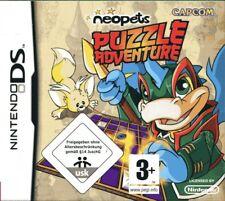 Neopets Puzzle Aventure Nintendo DS utilisé