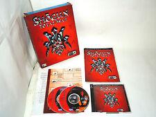 SHOGUN TOTAL WAR complete big box pc videogame