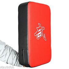 1pcs Thai Kick Boxing Martial Arts Karate Strike Pad Focus Punch Power Training