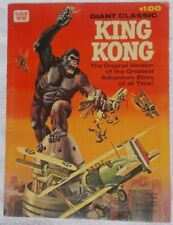 King Kong Giant Classic Whitman Treasury Sized Comic 1968 Alberto Giolitti art
