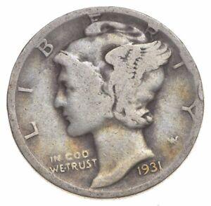 Better 1931-D - US Mercury 90% Silver Dime Coin Collection Lot Set Break *971
