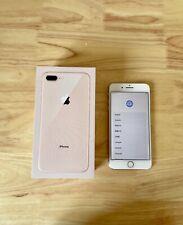 Apple iPhone 8 Plus 64GB Gold Unlocked A1864