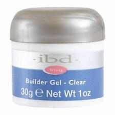 IBD Builder Gel Clear Reconstruction Gel 30g 1oz New Original USA Sale