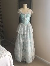Vintage Prom Dress/Halloween costume