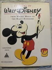 The Art of Walt Disney: From Mickey Mouse to the Magic Kingdom Christopher Finch