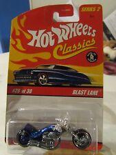 Hot Wheels Classics Blast Lane #26 of 30 Series 2 Blue