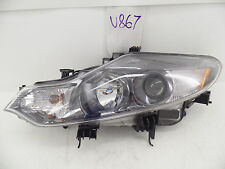 USED OEM HEAD LIGHT HEADLIGHT LAMP HEADLAMP NISSAN MURANO HALOGEN 09-14 damaged