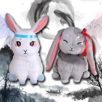 Grandmaster of Demonic Cultivation Wei wuxian Lan Wangji Plush Toys Soft Doll