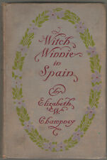 Champney, Elizabeth W.  Witch Winnie In Spain
