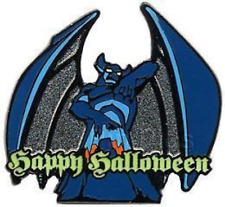 Disney Pin 41933 DLR Cast Member Chernabog Fantasia Villain Happy Halloween LE