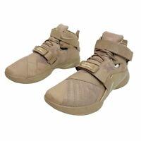 Nike Men's LeBron Soldier 9 PRM Basketball Tan Shoes Size 13