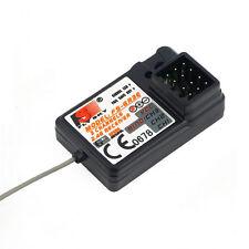 RC FlySky FS-GR3E 2.4 G 3CH Funkempfänger für GT2 GT3C Sender RC Auto Boot
