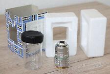 Nikon Mikroskop Microscope Objektiv Plan 20/0,50 Ph2 BM mit Box