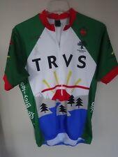 EUC Rocky Mount TRVS Half Zip Cycling Bike Jersey Shirt Men Large Jersey
