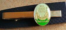SAN DIEGO TEMPLE Tie Bar Clip mormon lds