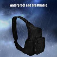 Durable Men Shoulder Bag Messenger Bags Hamburg Chest Pack Military Tactical Bag