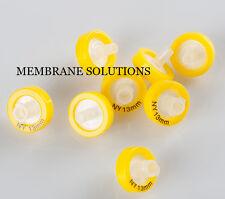 Syringe Filter OD 13MM 0.22 Micron NYLON Membrane Filtration HPLC GC 10pcs/Bag