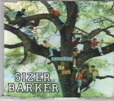 (AY534) Sizer Barker, Something In The Park - DJ CD