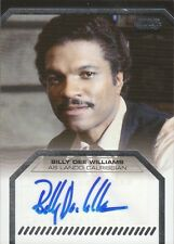 Billy Dee Williams + + AUTOGRAPH + + Star Wars + + The Jacksons + + Autograph