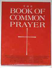 The Book of Common Prayer 1990 Mint Condition Leather