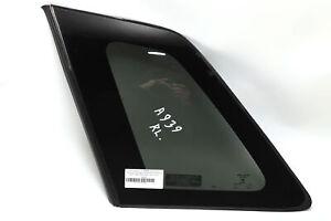 Acura RDX 07-12 Quarter Glass Rear Left/Driver Side OEM 73550-STK-C00 A939 2007,