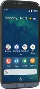 Doro 8050 Senioren-Smartphone Graphit