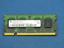 256MB RAM 1Rx16 PC2-4200S-444-11-CO Acer Aspire 1651WLMi Notebook 10072988-43931