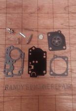 Zama C1U-W32 REBUILD repair kit CARBURETOR CRAFTSMAN Poulan Weed eater RB-142