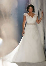 Oleg cassini cap sleeve wedding dresses ebay unbranded cap sleeve wedding dresses junglespirit Choice Image