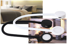 LED Bettleuchte Bettlampen Set Touch dimmbar weiß schwarz Leseleuchte Art4203-04