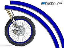 10 & 12 INCH DIRT BIKE RIM PROTECTORS WHEEL DECALS TAPE GRAPHICS MOTORCYCLE