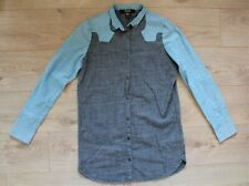 55DSL by Diesel western style shirt, S, NEW!