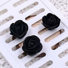Mini Foam 3cm Roses- Wedding Craft Flower Party Decoration Favour- Many Colours