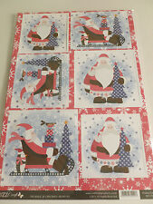 Craftstyle-Die Cut Toppers-HO HO HO-Santa sur traineau