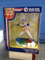 1993 STARTING LINEUP - SLU - MLB - NOLAN RYAN- RANGERS- STADIUM STARS