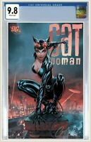 Catwoman 80th Anniversary #1 CGC 9.8 J Scott Campbell Cover E Variant Pre-Order