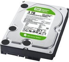 """WD Green 3TB, WD30EZRX-22D8PB0, 3.5"""" Internal SATA HDD"""