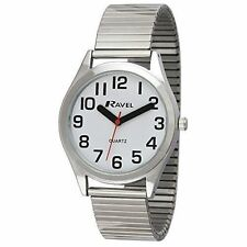 Ravel Stainless Steel Band Analogue Wristwatches
