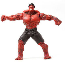 "Marvel Movies The Avengers Hreoes Red The INCREDIBLE HULK 10"" Action Figure"