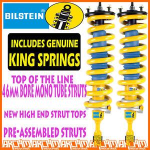 """FRONT BILSTEIN STRUTS & COIL SPRINGS 2"""" LIFT KIT FOR FORD RANGER PX 4WD"""