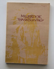 New ListingMillbrook Thanksgiving Timothy Leary Brotherhood Eternal Love Lsd Acid History