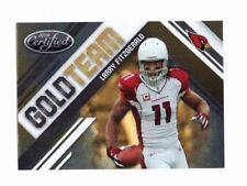 Larry Fitzgerald 2010 PANINI Certified, Oro Team,/999!!!