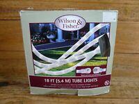 Wilson & Fisher 18 Foot Tube Lights, New Open Box